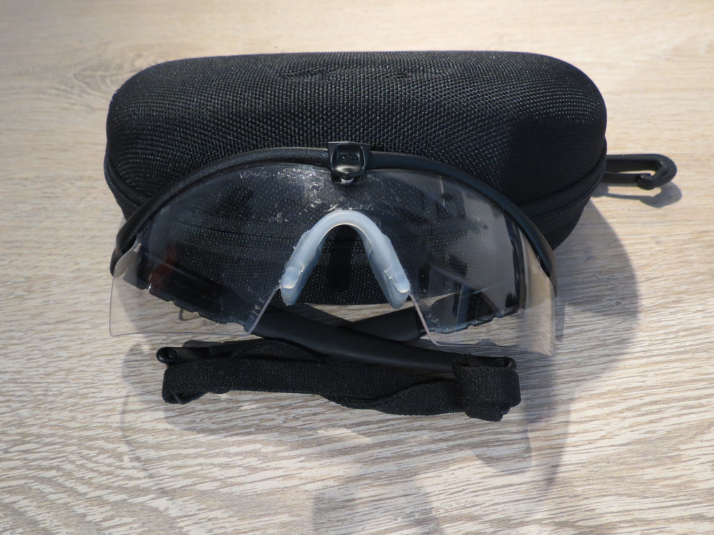 Bien débuter l'airsoft - les lunettes