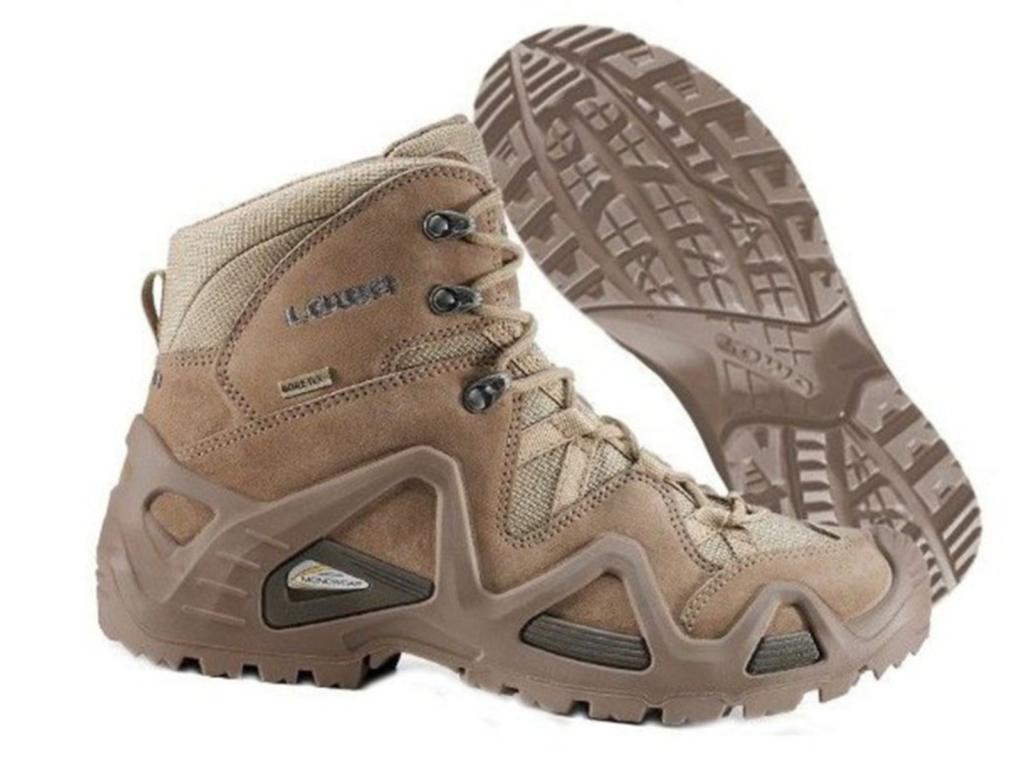 Bien débuter l'airsoft - les chaussures