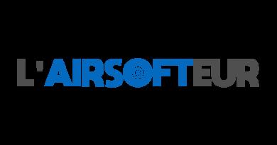 Logo Blog l'Airsofteur